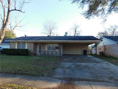 Bossier City Single Family Home For Sale: 1810 Mars Drive