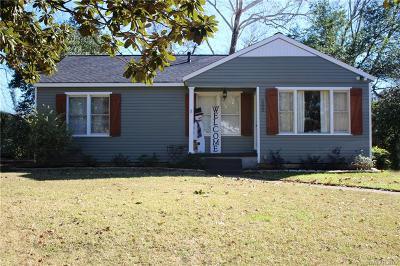 Broadmoor Terrace Single Family Home For Sale: 205 Pennsylvania Avenue