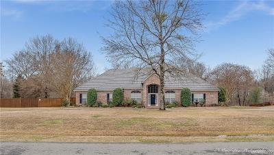 Bossier City Single Family Home For Sale: 143 Lakewood Point Drive