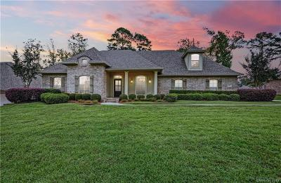 Haughton Single Family Home Contingent: 1905 Sparrow Ridge Circle