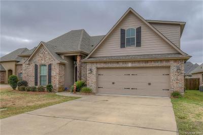 Benton Single Family Home For Sale: 3930 Le Brooke Lane