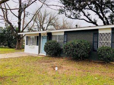 Bossier City Single Family Home For Sale: 1101 Violet