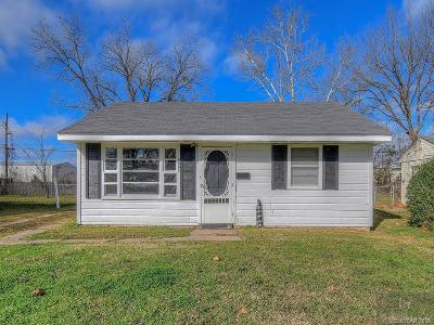 Bossier City Single Family Home For Sale: 2461 Cherry Street