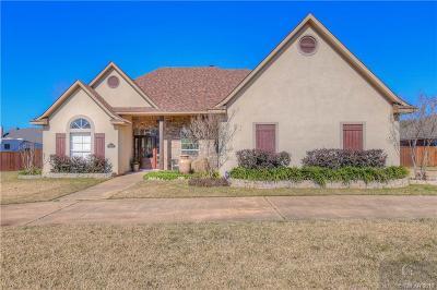 Bossier City Single Family Home For Sale: 349 Crosscreek Drive