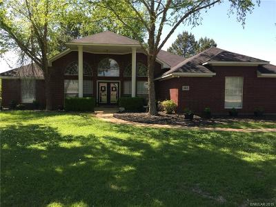 Bossier City Single Family Home For Sale: 405 Stonebrook Boulevard