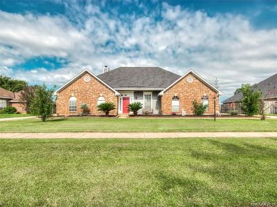 Bossier City Single Family Home For Sale: 1991 Bayou Bend Drive
