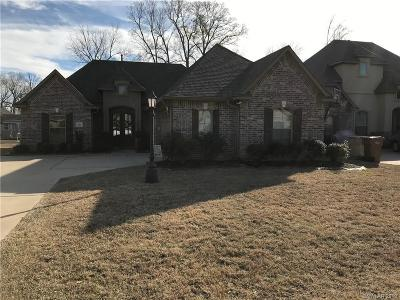 Haughton Single Family Home For Sale: 501 Dogwood South Lane