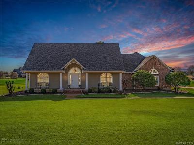 Bossier City Single Family Home For Sale: 117 Teche Drive