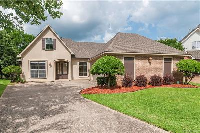 Bossier City Single Family Home For Sale: 64 Emory Court