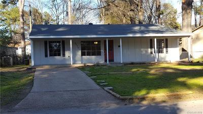 Shreveport Single Family Home For Sale: 2578 Crape Myrtle Street