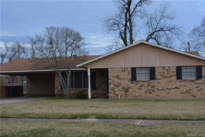 Bossier City Single Family Home For Sale: 2010 Brent Street