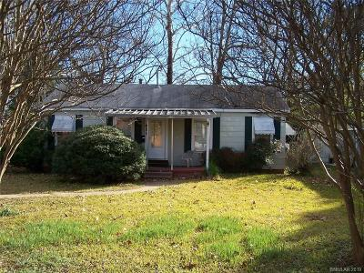 Bossier City Single Family Home For Sale: 451 Waller Avenue