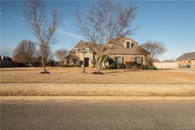 Benton Single Family Home For Sale: 221 Cattail Trail