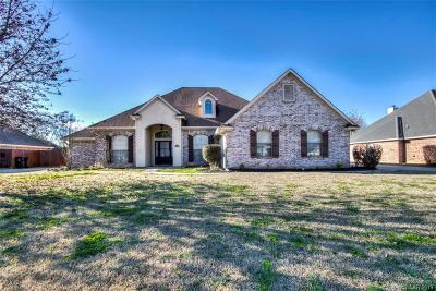 Bossier City Single Family Home For Sale: 1816 Bayou Bend Drive