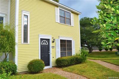 Shreveport Condo/Townhouse For Sale: 192 Settlers Bend