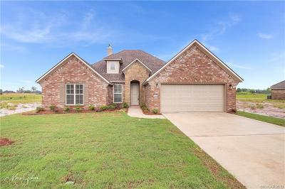 Bossier City Single Family Home For Sale: 214 Livingston Drive