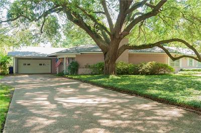 Shreveport LA Single Family Home For Sale: $200,000