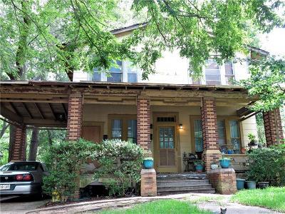 Shreveport LA Multi Family Home For Sale: $45,000