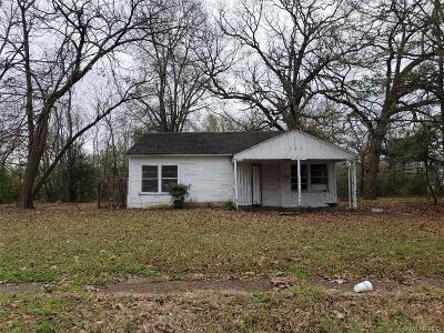 Shreveport LA Single Family Home For Sale: $7,500
