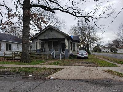 Shreveport LA Single Family Home For Sale: $10,000