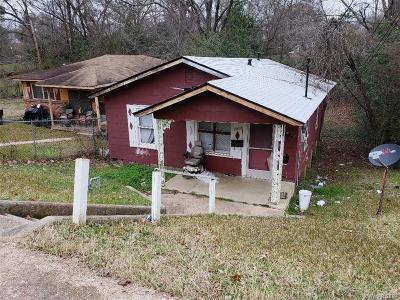 Shreveport LA Single Family Home For Sale: $13,000