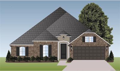 Bossier City LA Single Family Home For Sale: $244,075