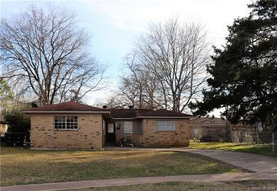 Single Family Home For Sale: 1303 S Gibson Circle