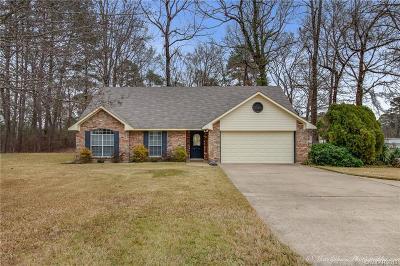 Benton Single Family Home For Sale: 5494 Linton Cutoff Road