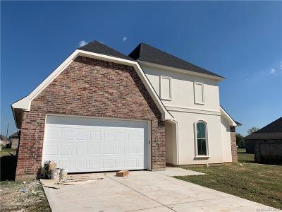Benton Single Family Home For Sale: 190 Jamestowne Boulevard