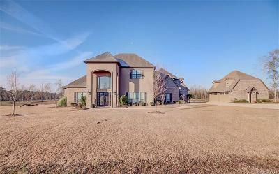 Benton LA Single Family Home For Sale: $1,399,950