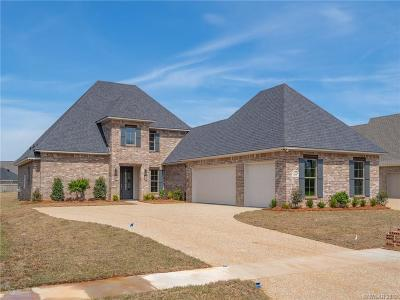 Bossier City Single Family Home For Sale: 600 Dumaine Drive