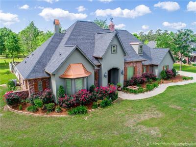 Benton Single Family Home For Sale: 558 Bob White Lane