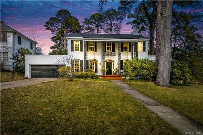 Shreveport Single Family Home For Sale: 508 Wilder Place