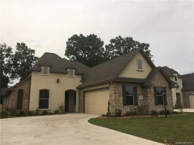 Haughton Single Family Home For Sale: 923 Antler Drive