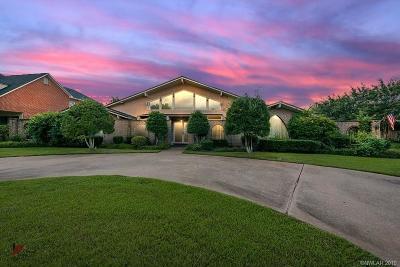 Bossier City LA Single Family Home For Sale: $349,900