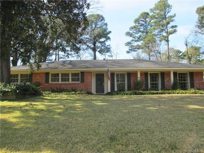 Shreveport LA Single Family Home For Sale: $285,000