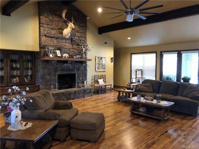 Shreveport Single Family Home For Sale: 8205 Paiute Trail