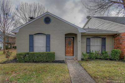 Shreveport LA Condo/Townhouse For Sale: $139,000