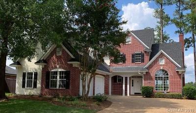 Benton Single Family Home For Sale: 112 Hanging Moss Lane