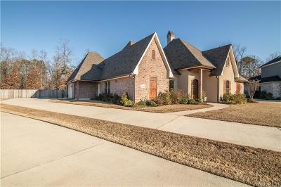 Benton Single Family Home For Sale: 317 Cameron Circle