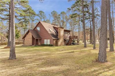 Shreveport Single Family Home For Sale: 6335 Pawnee Trail
