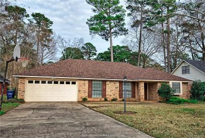 Ellerbe Road Estates Single Family Home For Sale: 10125 Trailridge Drive