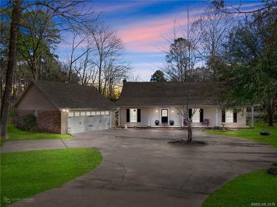 Benton Single Family Home For Sale: 4900 Old Oak Drive