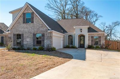 Haughton Single Family Home For Sale: 703 Fir Wood Ln