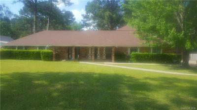 Greenwood Single Family Home For Sale: 8400 Bea Lane