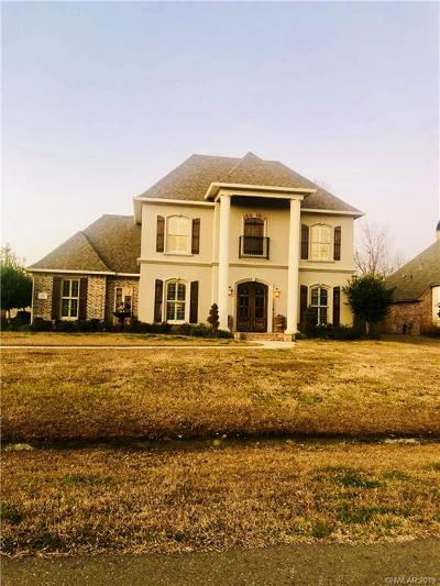 Bossier City Single Family Home For Sale: 929 Blair Crossing