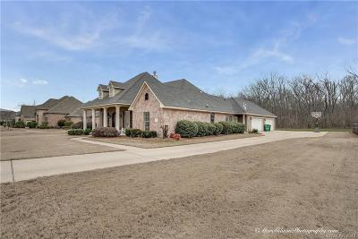 Bossier City Single Family Home For Sale: 1055 Fawn Hollow