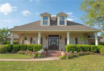 Bossier City Single Family Home For Sale: 205 Woodrun Place