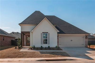 Bossier City Single Family Home For Sale: 407 Stacey Lane