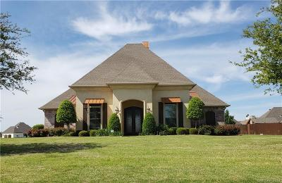 Benton Single Family Home For Sale: 107 Colonel Burt Drive